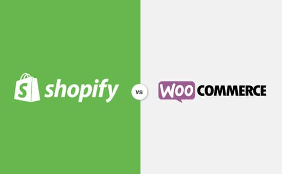 Shopify vs WooCommerce – 어떤것이 더 좋을까?