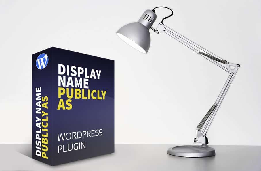 워드프레스 사용자의 공개 표시 이름을 변경하는 방법